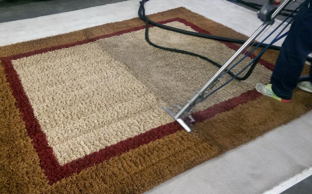 Lake Forest Area Rug Cleaning